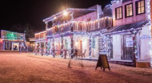 The Twinkliest Town Near Austin Will Make Your Holiday Season Merry And Bright