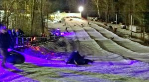 New Hampshire Is Home To The Country's Most Underrated Snow Tubing Park And You'll Want To Visit