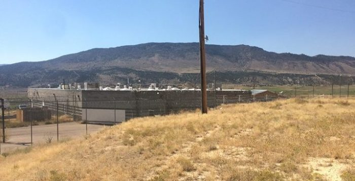 Everyone In Utah Should See What's Inside The Gates Of This Abandoned Jail