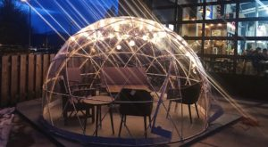 Hang Out In An Igloo At This One-Of-A-Kind Montana Brewery