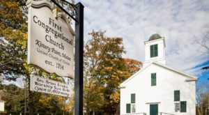 The Oldest Church In Maine Dates Back To The 1700s And You Need To See It