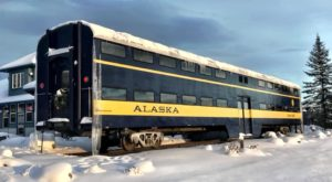 The Train-Themed Restaurant In Alaska That Will Make You Feel Like A Kid Again