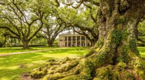 Everyone Must Visit The Most Iconic Plantation In Louisiana Before They Die