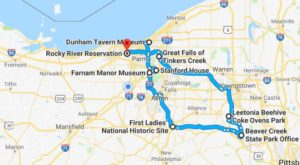This Unique Road Trip From Cleveland Takes You To Some Of The Quirkiest Historical Sites