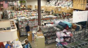 This Massive Fabric Warehouse In Minnesota Is A Dream Come True