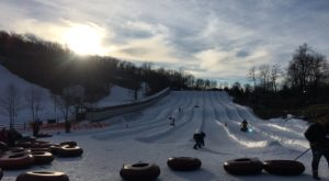 Pennsylvania Is Home To The Country's Best Snow Tubing Park And You'll Want To Visit