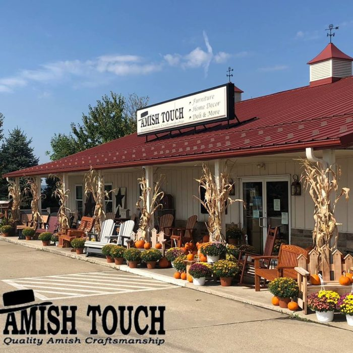The Amish Touch Is Amish Store Near Pittsburgh With The