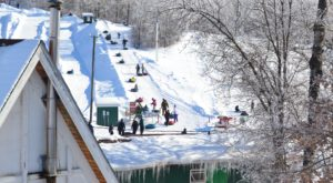 North Dakota Is Home To The Country's Most Underrated Snow Tubing Park And You'll Want To Visit