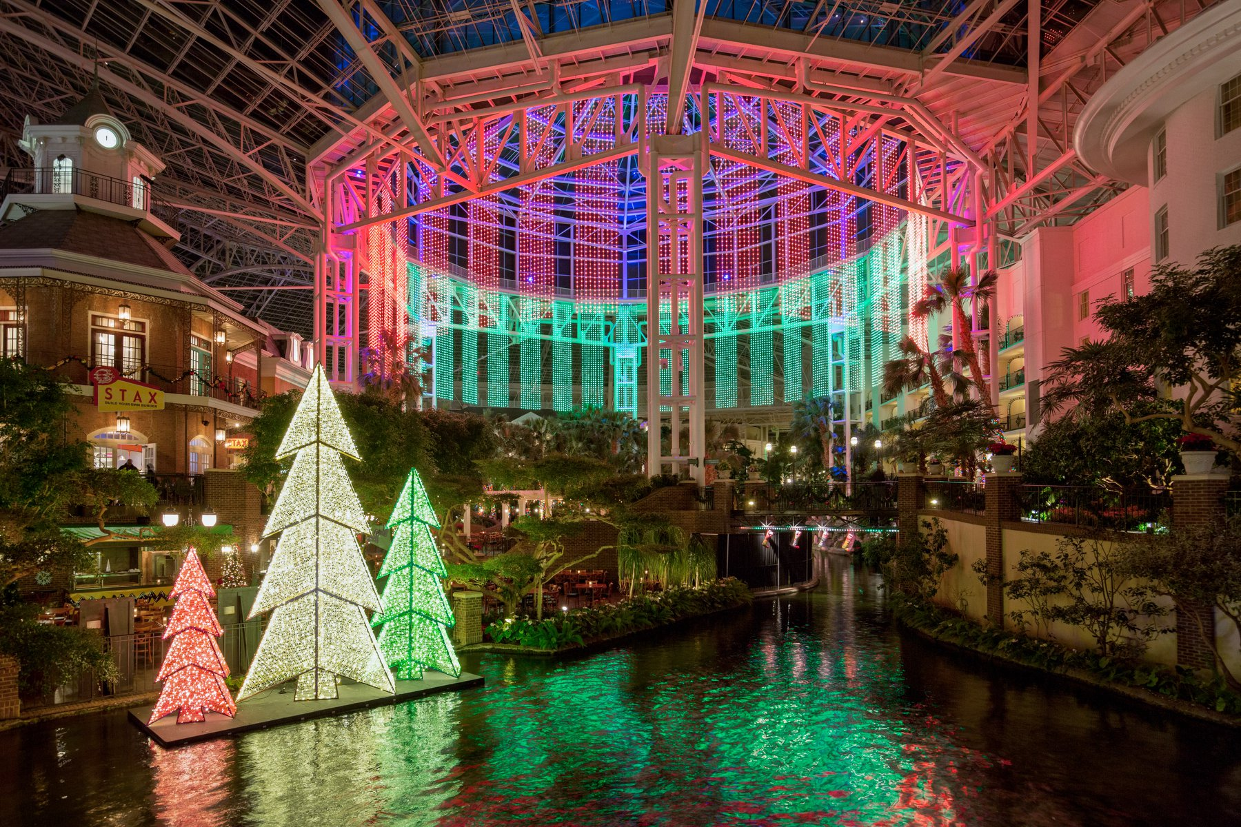 Take A Road Trip To See The Brightest Christmas Lights