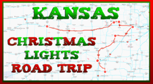 Everyone Should Take This Spectacular Holiday Trail Of Lights In Kansas This Season