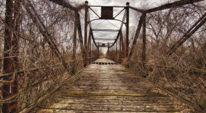9 Amazing Bridges In Kansas You'll Want To Cross At Least Once