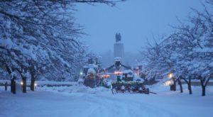 The Magical Christmas Village In Utah Where Everyone Is A Kid Again
