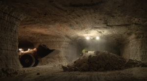An Unexpected Salt Mine Is Hiding Underground In This Lake In Ohio