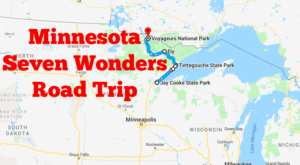 This Scenic Road Trip Takes You To All 7 Wonders Of Minnesota