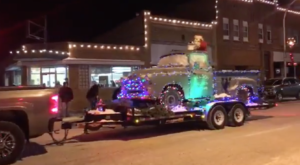 At Christmastime, This North Dakota Town Has The Most Enchanting Main Street In The Country