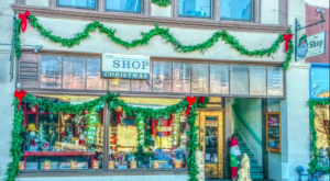 This Massive Christmas Store In New Mexico Will Delight You In Every Way