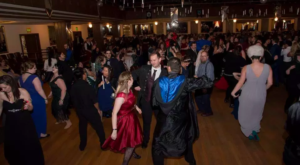 Oregon's Enchanting Yule Ball Is The Harry Potter Themed Event You Need This Season