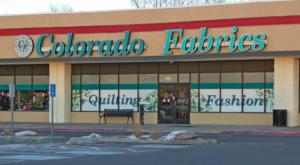 This Massive Fabric Warehouse In Colorado Is A Dream Come True