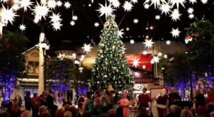 You Won't Want To Miss Visiting This One Of A Kind Christmas Town Near Cincinnati