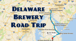 Take The Delaware Brewery Trail For A Weekend You'll Never Forget