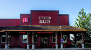 The Unsuspecting Oregon Truck Stop Where You Can Pull Over And Have An Amazing Meal