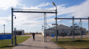 One Of The Last Minuteman-II Missile Sites Is Right Here In North Dakota And It's So Worth A Visit