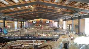 This Indoor Train Park Hiding In Arizona Proves There's Still A Kid In All Of Us