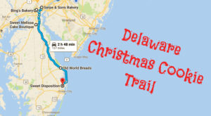 Delaware's Christmas Cookie Trail Is The New Holiday Tradition Your Family Needs