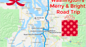 This Enchanting Holiday Road Trip In Washington Is Merry And Bright