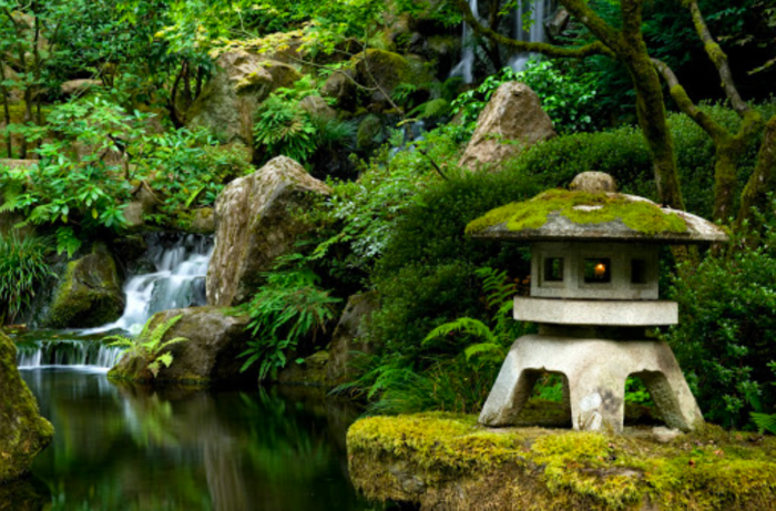 Oregon 39 s 412 acre washington park is full of attractions for Portland japanese garden free day