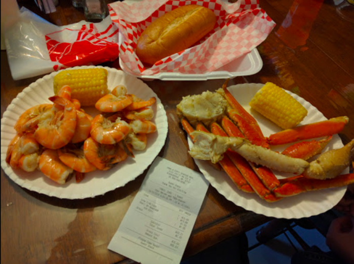 Seafood Restaurant Albuquerque New Mexico