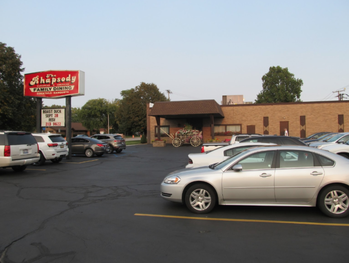 The Restaurant Near Detroit That's One Of The Most Unique In America