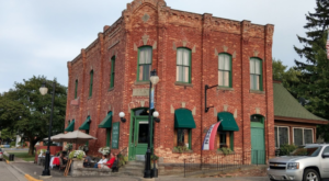 One Of The Best Restaurants In Michigan Can Be Found Inside This Historic Bank