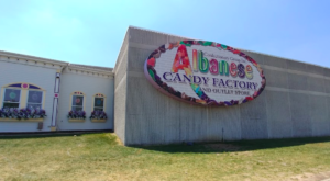 With Over 20 Flavors Of Gummies, You Won't Want To Miss This Epic Indiana Sweet Shop