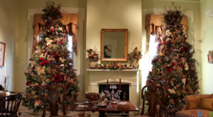 This Christmas Tree Festival Has Been A Stunning Kentucky Tradition For Decades