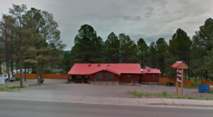 The Log Cabin Restaurant In New Mexico That Feels Just Like Home