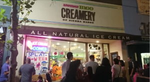 This Sugary-Sweet Ice Cream Shop In Southern California Serves Enormous Portions You'll Love