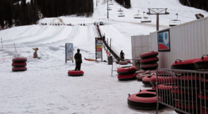 Colorado Is Home To The Country's Best Snow Tubing Park And You'll Want To Visit