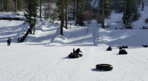 Southern California Is Home To The Country's Most Underrated Snow Tubing Park And You'll Want To Visit