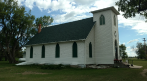 The Oldest Church In North Dakota Dates Back To The 1800s And You Need To See It
