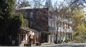 Few People Know That A Civil War Battle Took Place In This Northern California Town