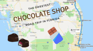 The Sweetest Road Trip In Florida Takes You To 6 Old School Chocolate Shops