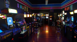 This Northern California Arcade With 400 Vintage Games Will Bring Out Your Inner Child