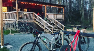 The Bike Farm And Restaurant At This West Virginia Campground Are Unexpectedly Awesome