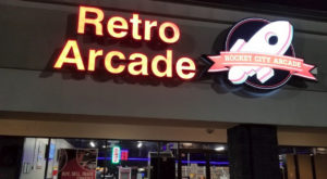 Relive Your Childhood With A Visit To This Retro Arcade In Alabama