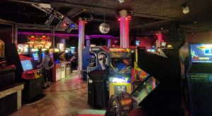 This Rhode Island Arcade With 150 Vintage Games Will Bring Out Your Inner Child