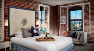 Wake Up To A View Of The Golden Gate Bridge At This Beautiful Hotel In San Francisco