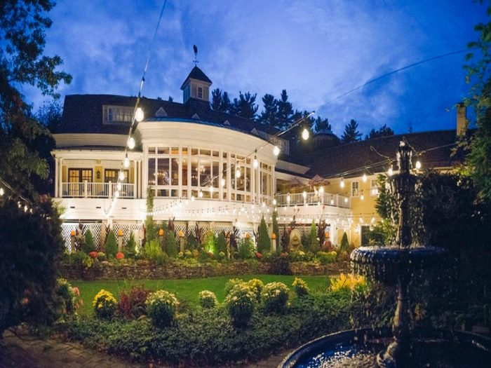You'll Be Astounded At This Beautiful Restaurant Hidden In New Hampshire