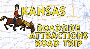 Take This Quirky Road Trip To Visit Kansas's Most Unique Roadside Attractions