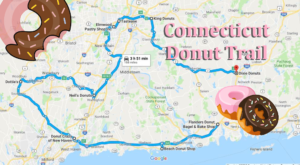 Take The Connecticut Donut Trail For A Delightfully Delicious Day Trip